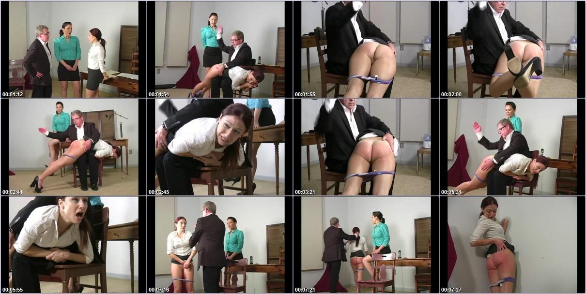 наказание начальника сотруднице в виде секса против воли видео допросив сначала