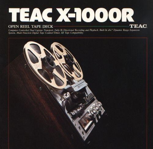 TEAC X-1000R