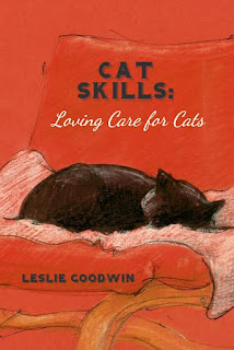 CAT SKILLS by Leslie Goodwin book cover image
