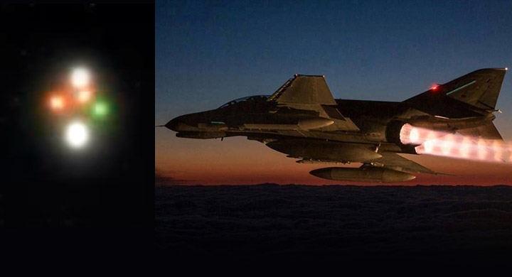 Περιστατικό της Τεχεράνης: Όταν τα UFO δημιουργούν προβλήματα στα όργανα  πολεμικού αεροπλάνου