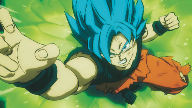 Dragon Ball Super: Broly goku