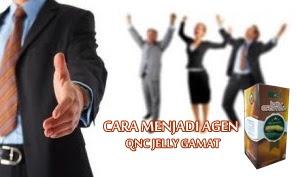 Cara Menjadi Agen QnC Jelly Gamat