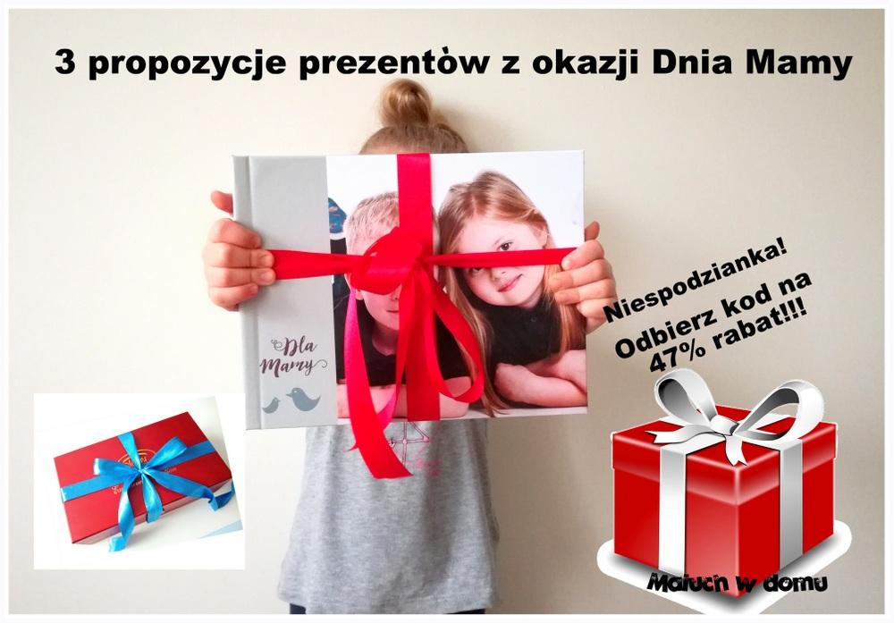 Pomysły na prezent z okazji Dnia Mamy