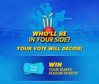 Vivo IPL- Election se Selection : win free IPL Tickets