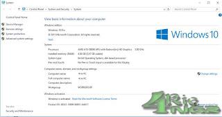 Cara Aktivasi Windows 10 Permanent