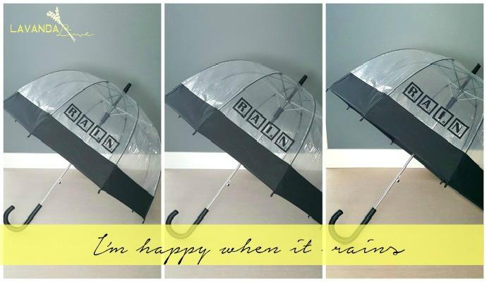 tendencia paraguas transparentes