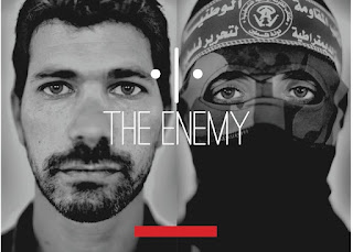 Speaking with The Enemy: VR show at MIT conveys people face-to-face with fighters
