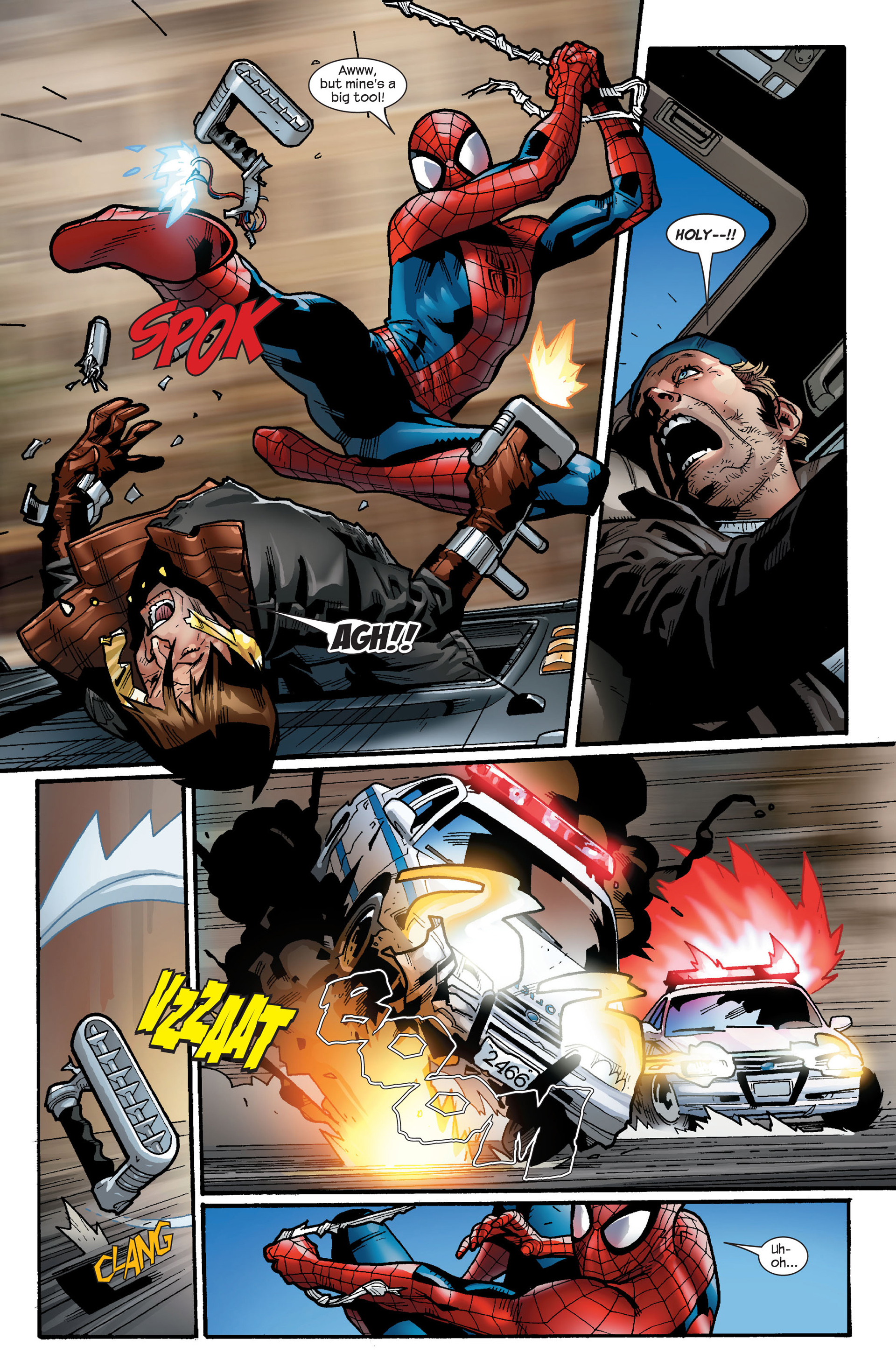 Read online Ultimate Spider-Man (2000) comic -  Issue #112 - 4