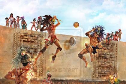 Sejarah Sepakbola Peradaban Kuno Mesoamerika
