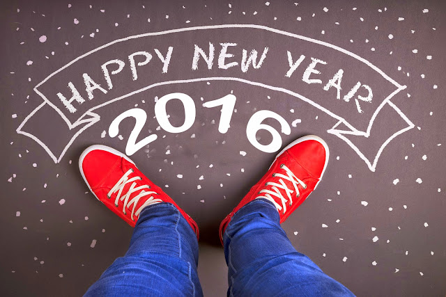 Happy New Year 2016 HD Wallpapers 4