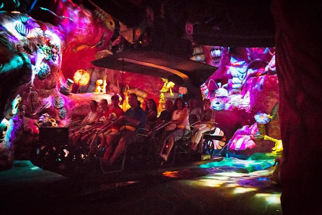 E.T. Adventure na Universal Studios em Orlando