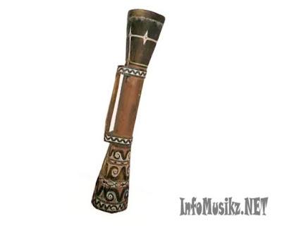 Alat Musik Tradisional Tifa ( Asal Daerah : Papua)