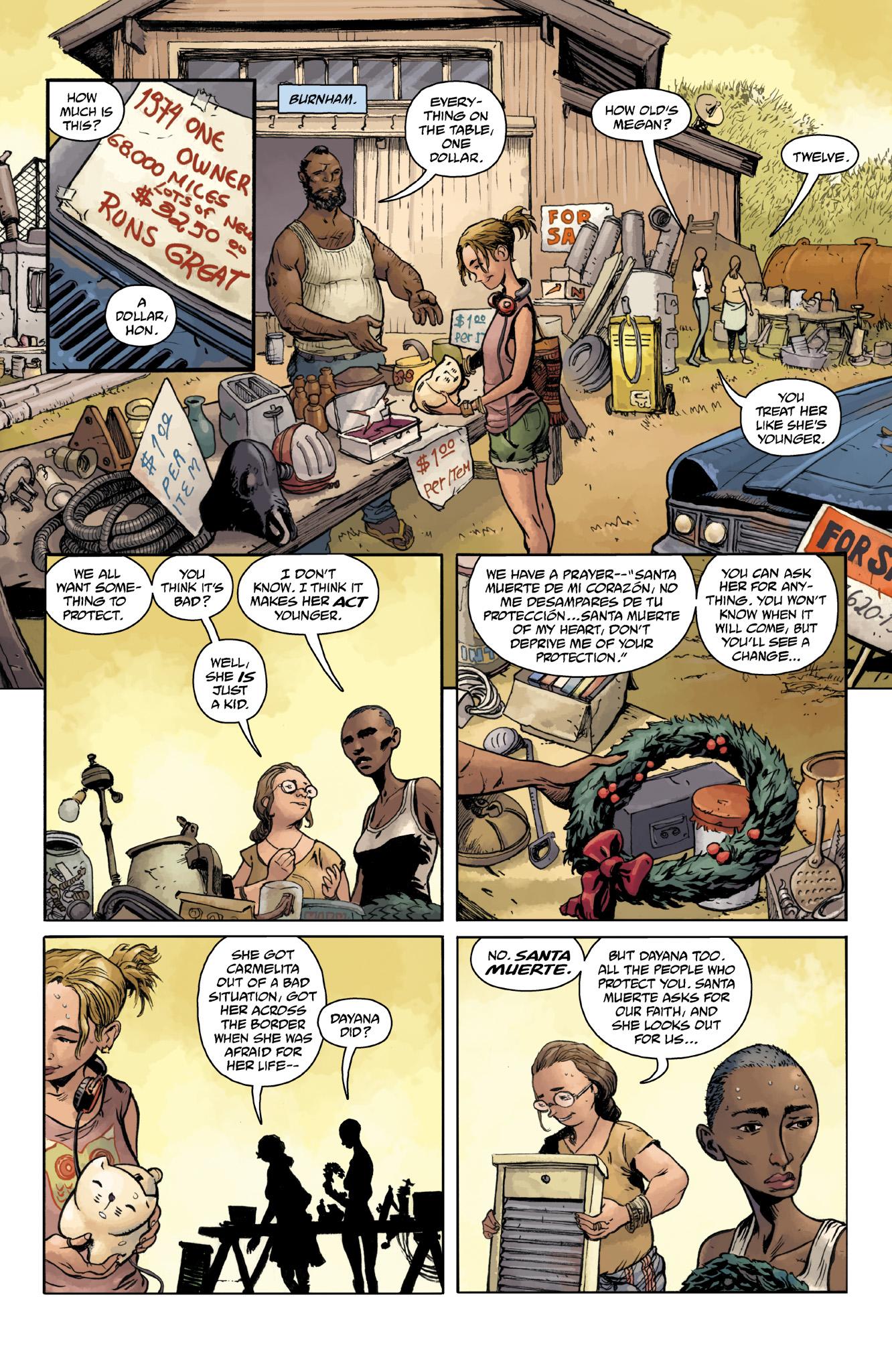 Read online Abe Sapien comic -  Issue #18 - 15
