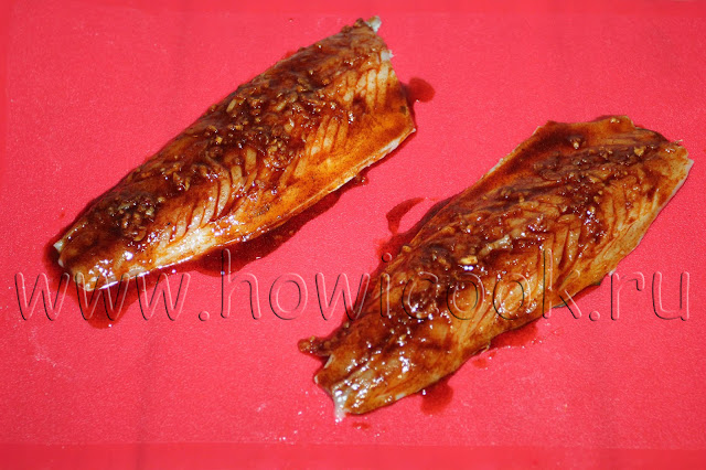 рецепт скумбрии с копченой паприкой и острым картофельным салатом от гордона рамзи с пошаговыми фото