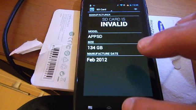 Memperbaiki SD Card Memori Android Tidak Terdeteksi - sd card5