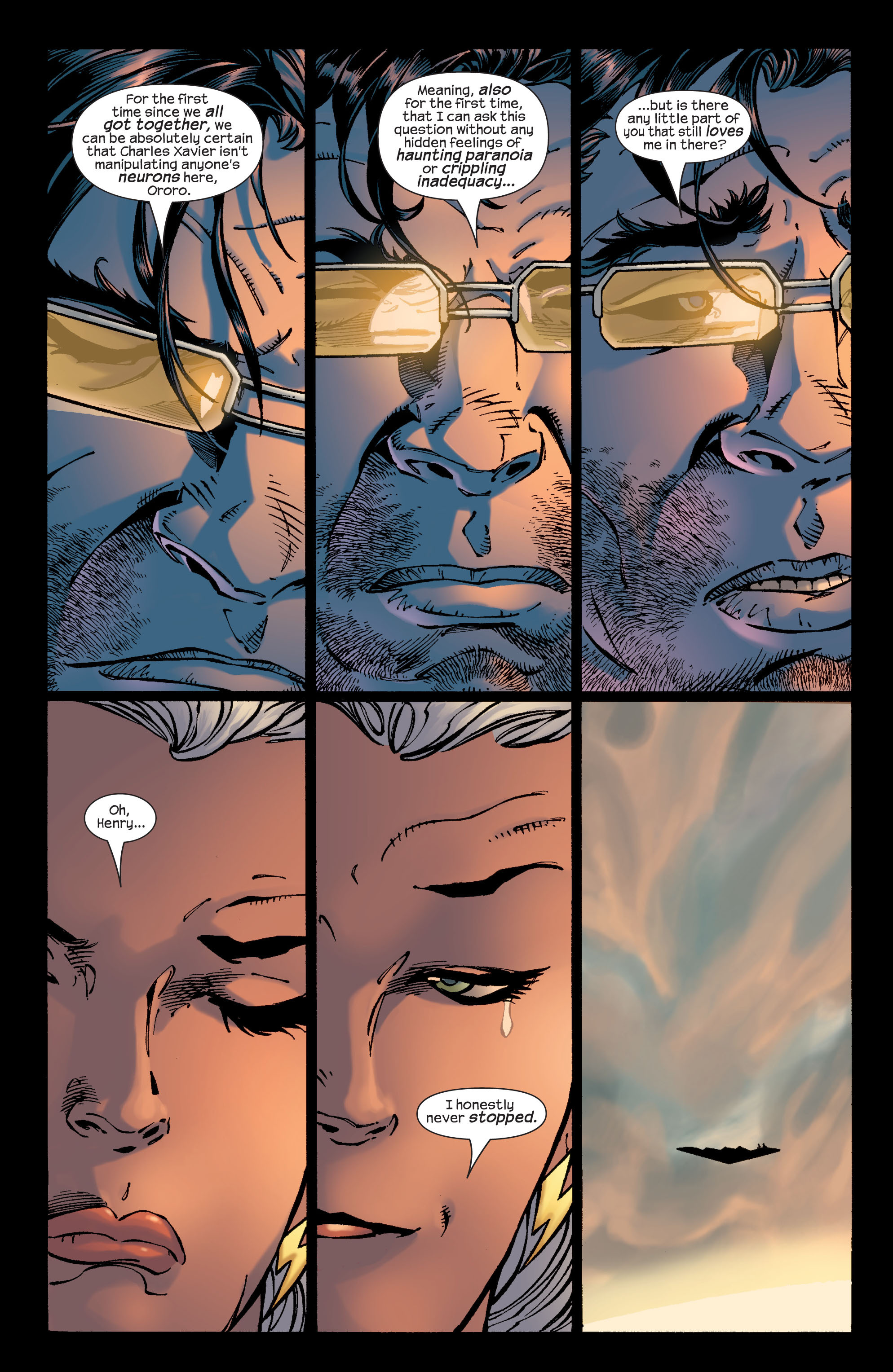 Read online Ultimate X-Men comic -  Issue #29 - 18
