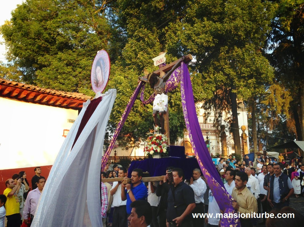 Procession of the Christs in Pátzcuaro