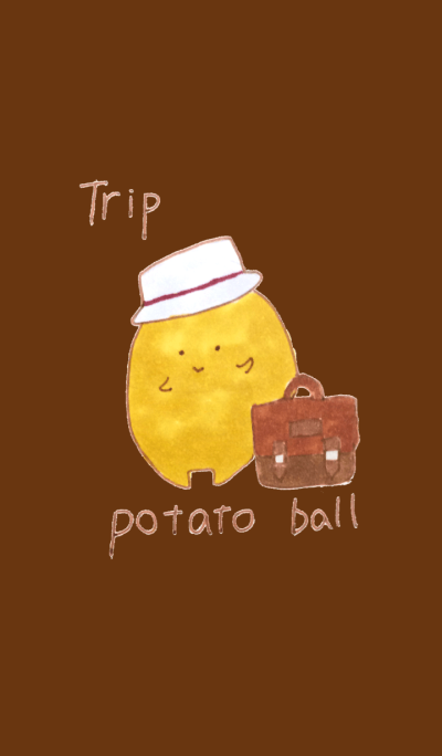 Trip potato ball