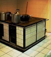 Kuchnia pałacowa w Nieborowie