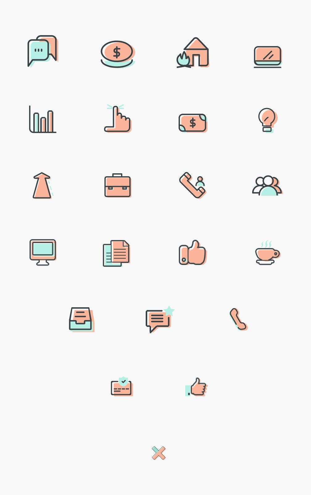 Creative App Icon's Idea Free