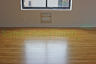 No Dust Wood Floor Refinishing, NYC