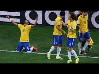 مشاهده مباراة البرازيل والكاميرون بث مباشر
