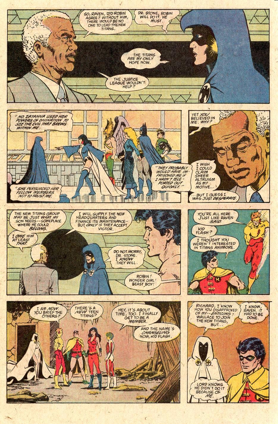 Read online Secret Origins (1986) comic -  Issue # _Annual 3 - 47