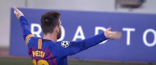 Skor Akhir Pertandingan Barcelona VS Liverpool 3-0 Lionel Messi Menyumbang Dua Gol