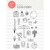 Essentials by Ellen Bear Ware stamp set