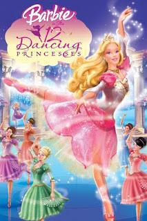 Barbie in cele 12 printese balerine dublat in romana