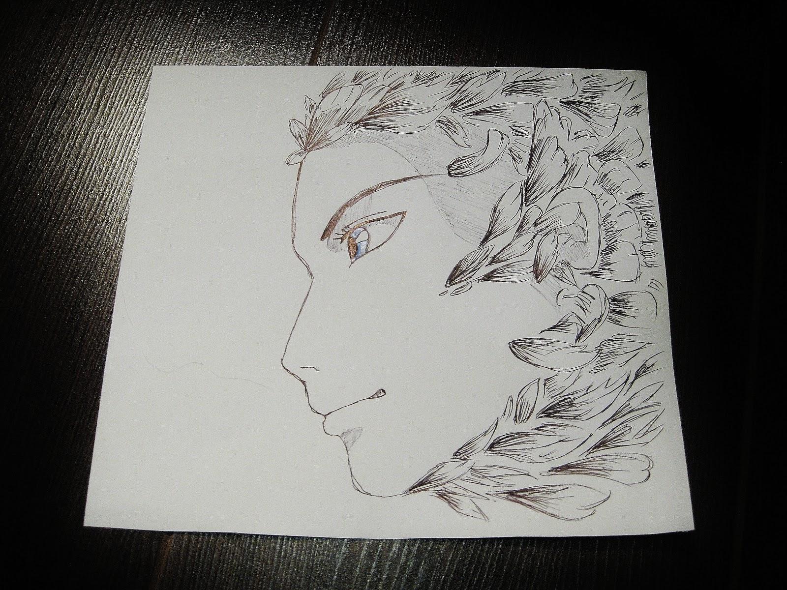 schloss zum zeichnen