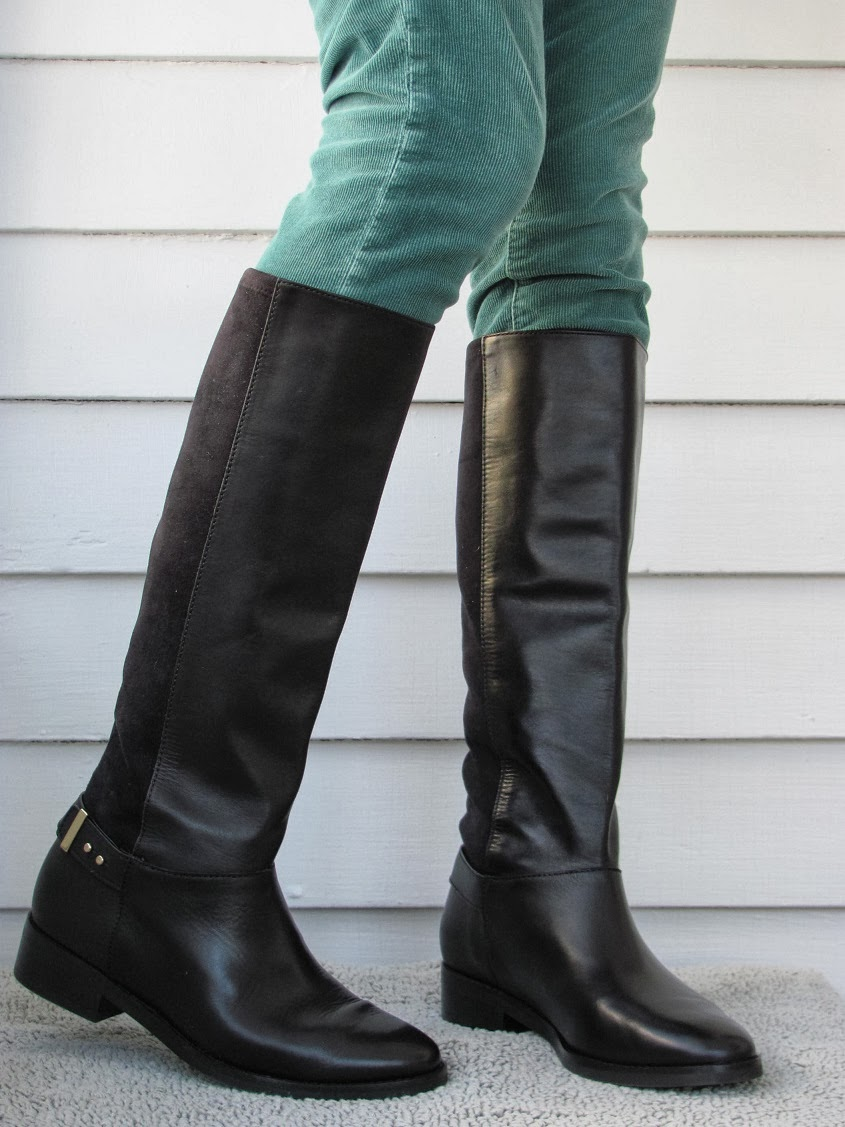 Howdy Slim Riding Boots For Thin Calves January 2014