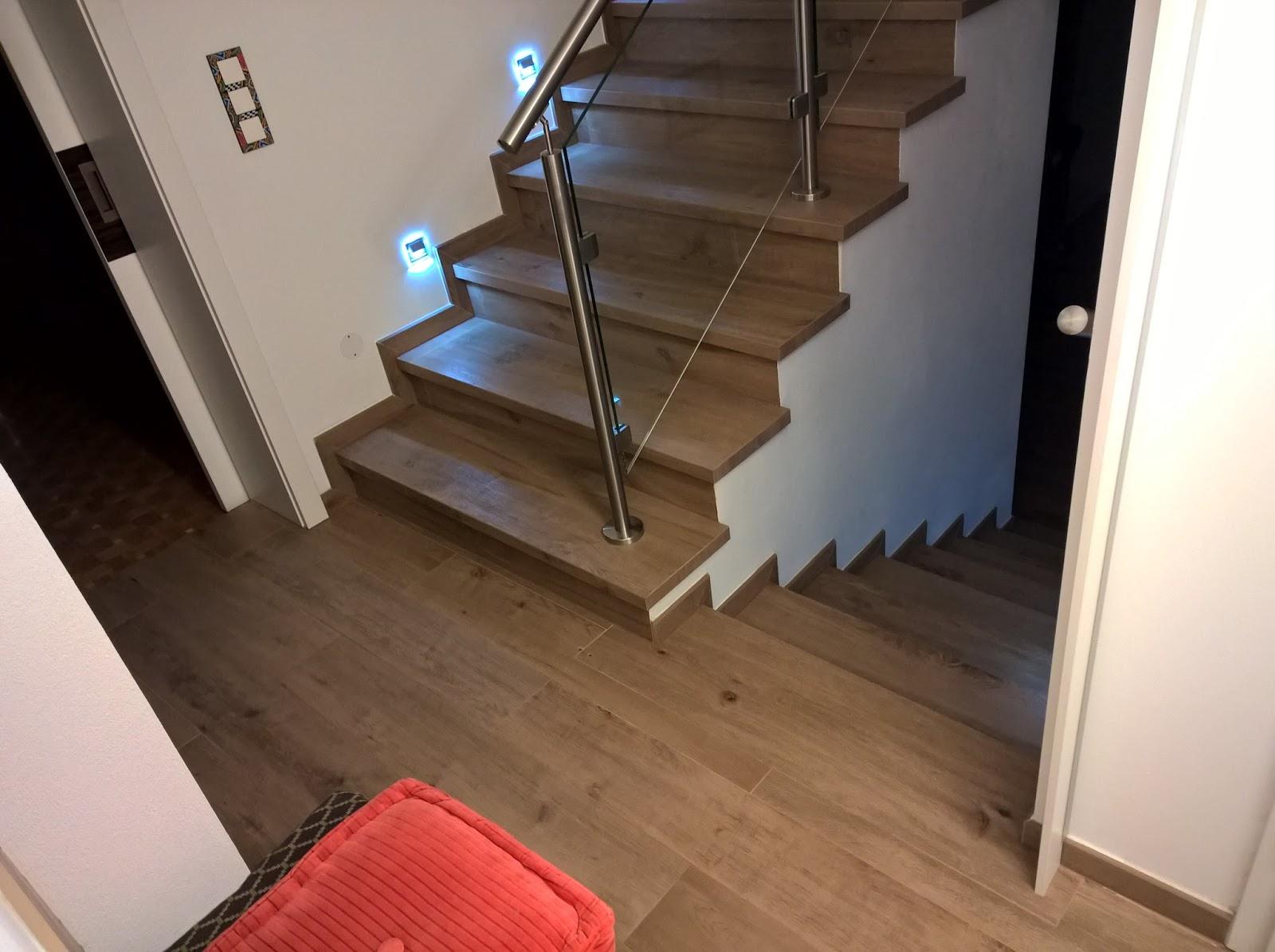 Holz und Metall - Ein Heimwerkerblog: Treppenschutzgitter - Teil 1 ...