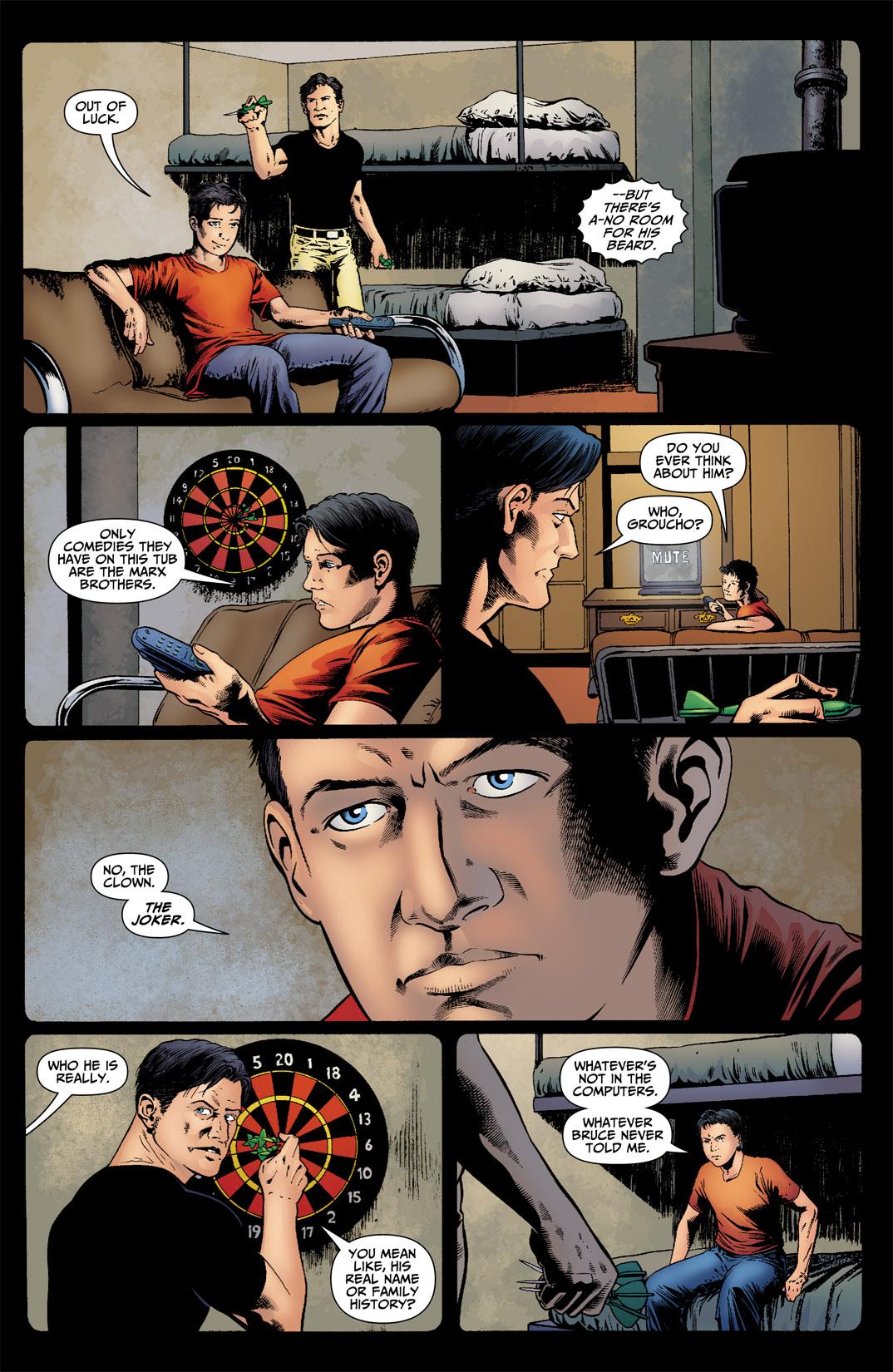 Detective Comics (1937) 826 Page 5