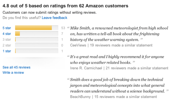 MSE Creative Consulting Blog: Amazon Finally Has