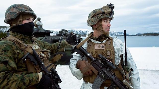 """""""El Pentágono debe arder de vergüenza"""": Los marines estadounidenses """"se congelan"""" en Noruega"""