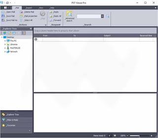 تحميل برنامج قوي لإدارة رسائل البريد الإلكتروني PSTViewer Pro 2019 v9.0.988.0