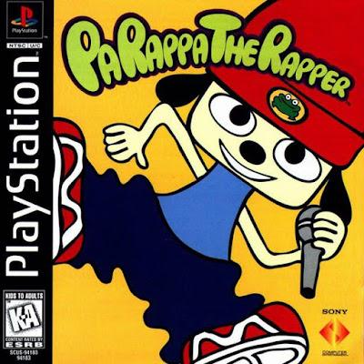 descargar parappa the rapper psx por mega