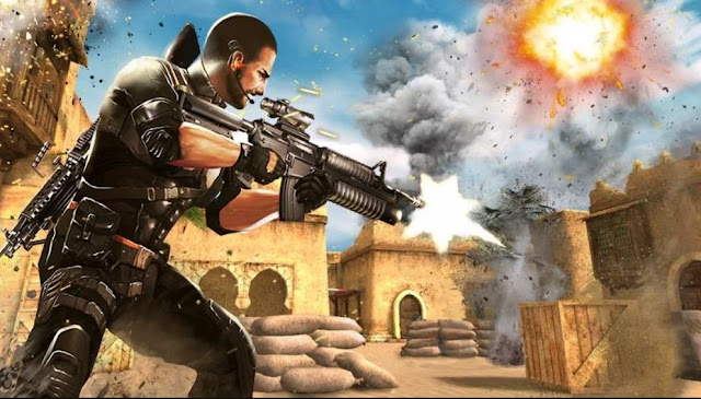 Download Elite Killer SWAT Mod Apk Money