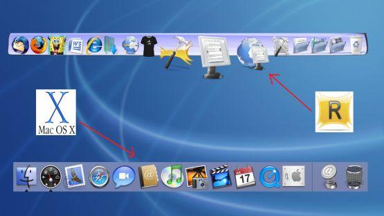 Rocket Dock screenshot 4