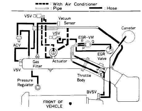 2000 Toyota Corolla Engine Diagram