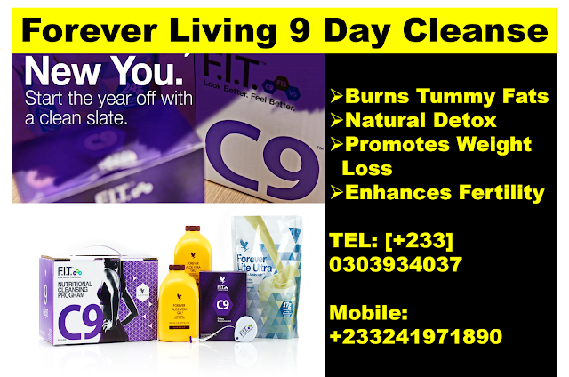 Forever Living 9 Day Cleanse