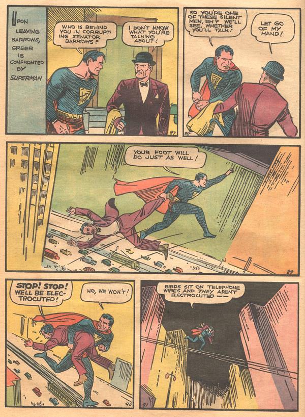 Action Comics (1938) 1 Page 13