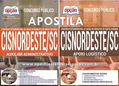 Apostila CISNORDESTE 2017
