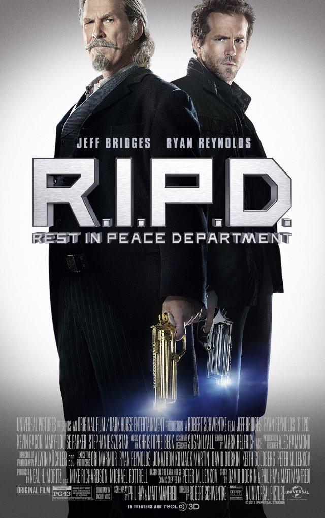 Nonton Film RIPD (2013)