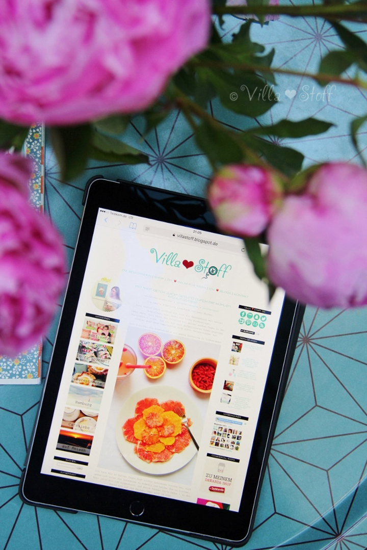 BlogDesign | Villa ❤ Stoff
