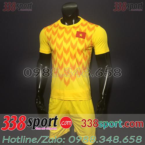 Áo Đội Tuyển Việt Nam TM Vàng 2019