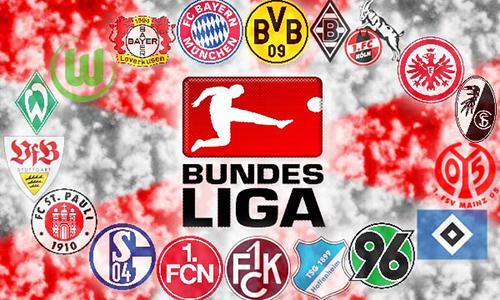 Daftar Nama Klub Liga Jerman 2016 - 2017 Lengkap Dengan Prestasinya