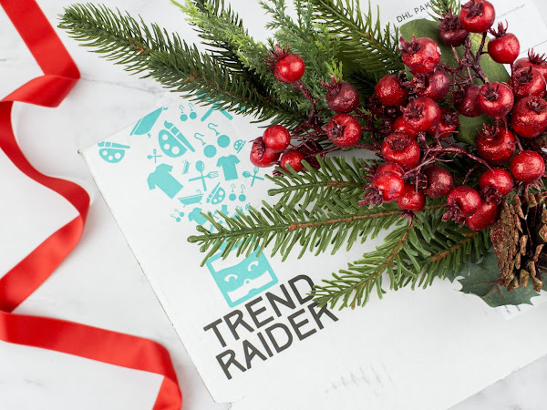 "TrendRaider Box // ""Celebrate"" Dezember 2017"