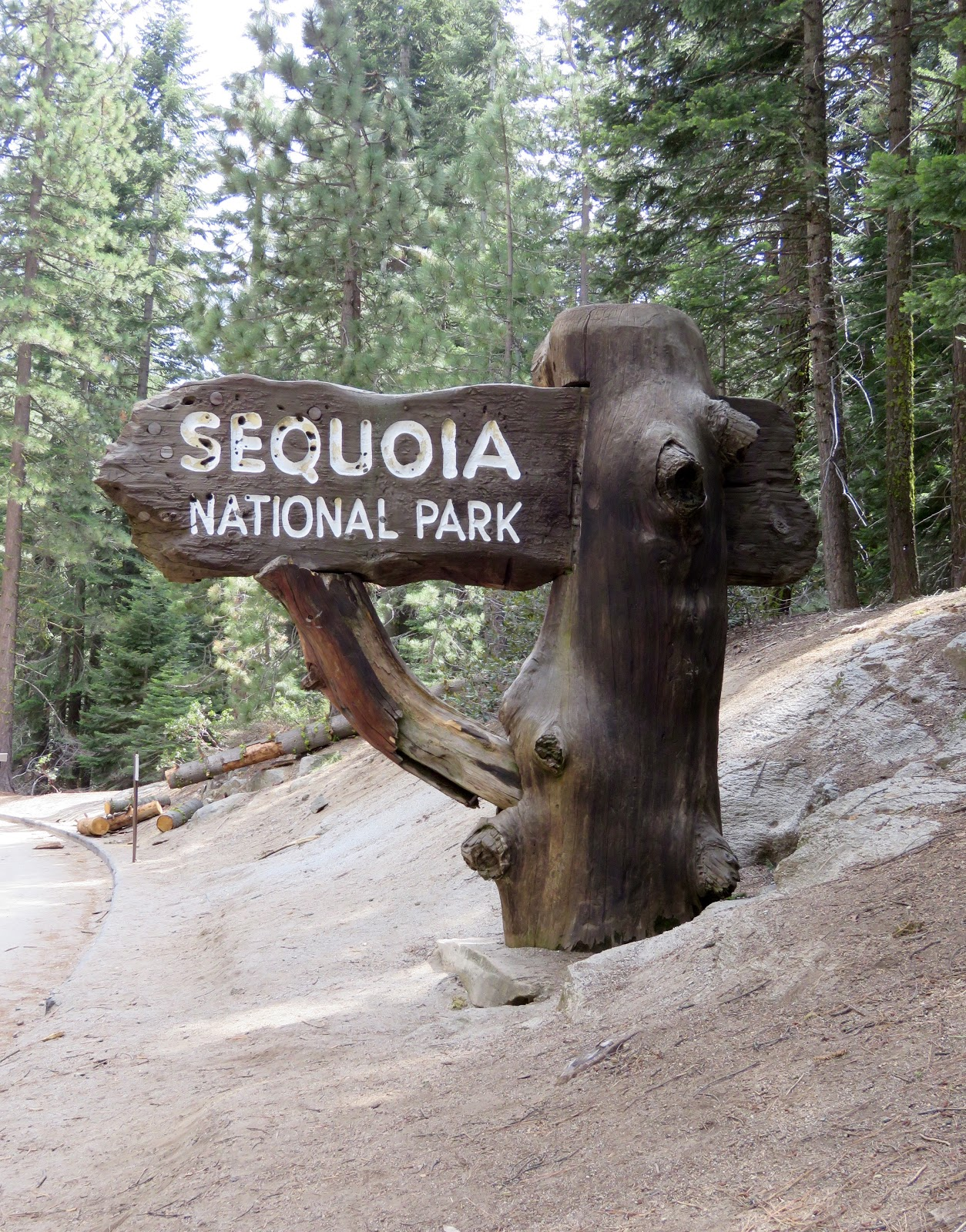 Winds of Destiny - RVLife: Sequoia National Park (Giant Forest), 4 ...